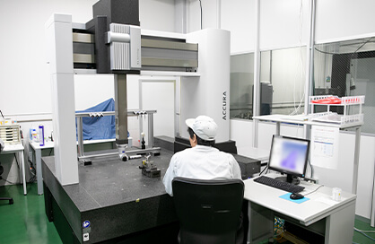 Mitutoyo contact type coordinate measuring instrument